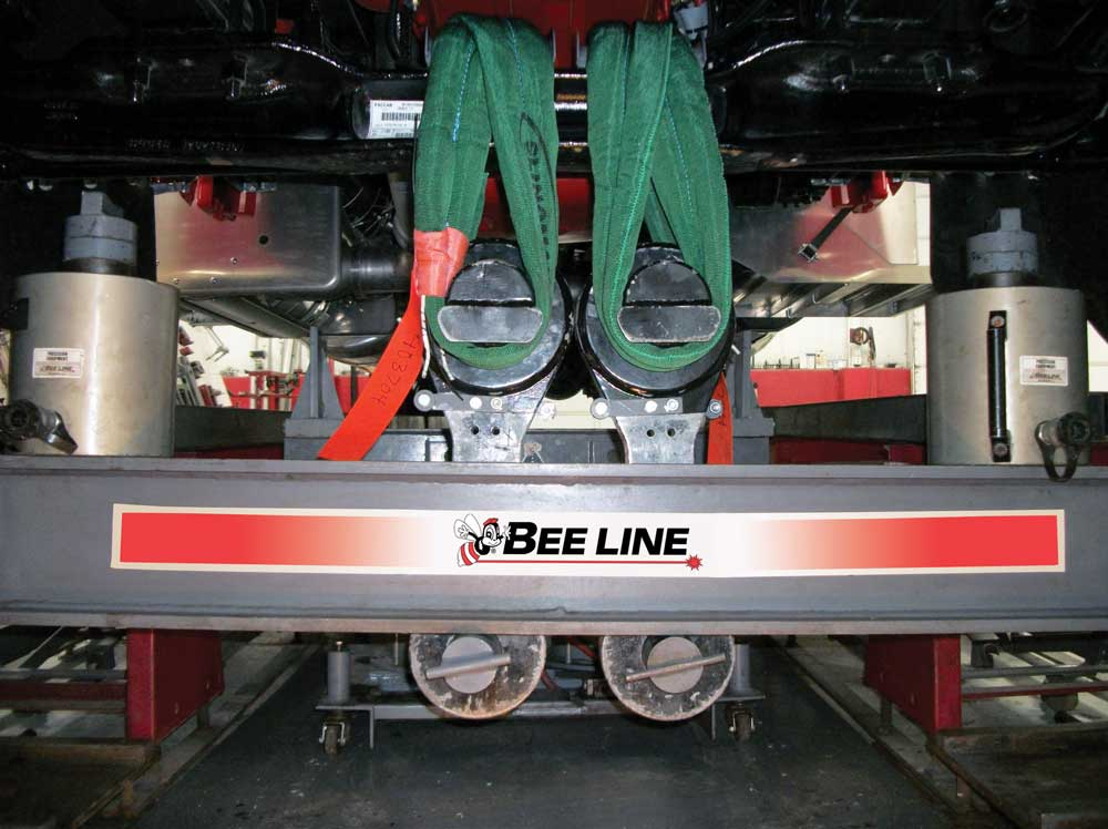 Tire Alignment Cost >> Bee Line | Axle Correction
